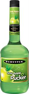 Dekuyper Sour Apple Pucker 1.00l